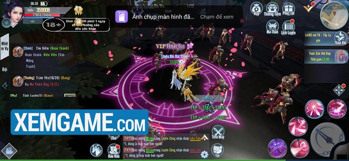 Kiếm Tiên 3D | XEMGAME.COM