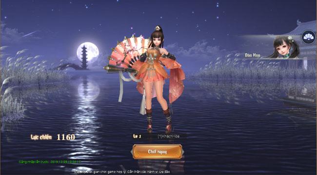 Trải nghiệm Kiếm Vũ Giang Hồ 3D : Game kiếm hiệp gọn nhẹ, lên cấp nhanh đáng thử qua