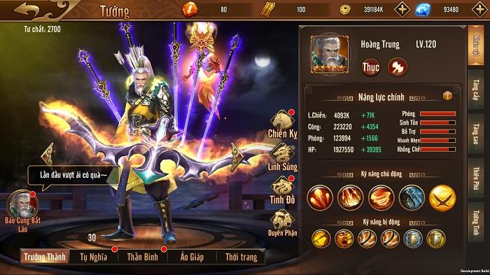 Đỉnh Phong Tam Quốc bổ sung bộ sưu tập của mình bằng 2 thần tướng mới