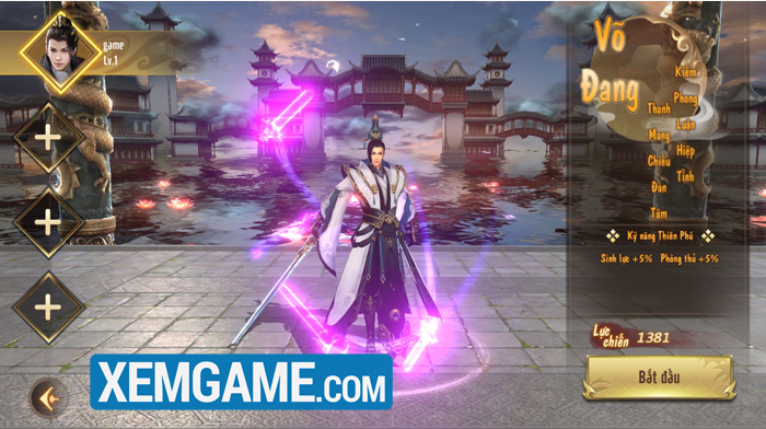 Kiếm Ca 3D   XEMGAME.COM