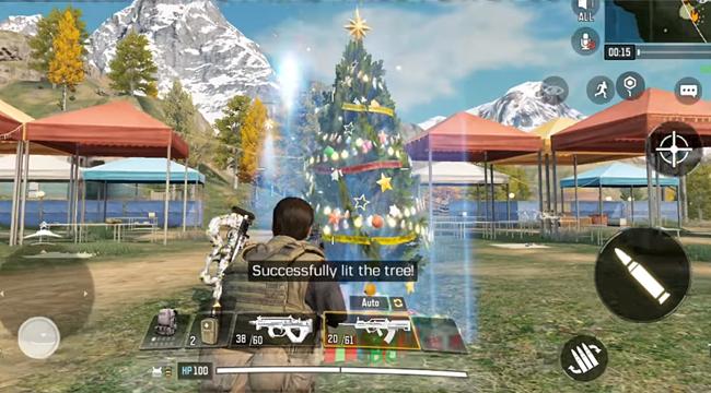 Call of Duty Mobile : Hướng dẫn cách hoàn thành sự kiện Giáng Sinh đặc biệt