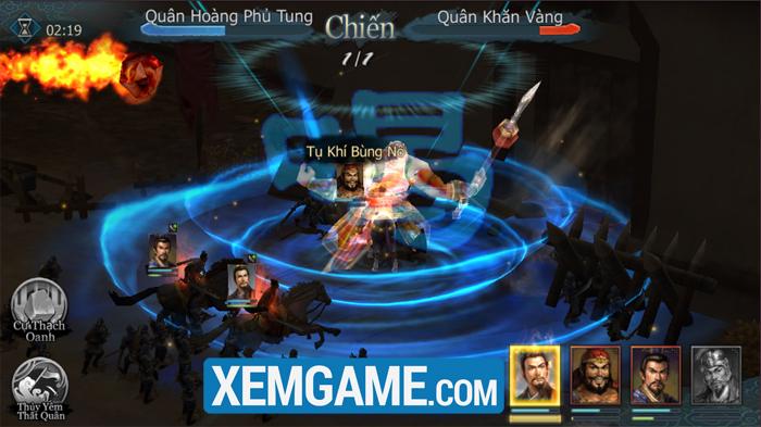 Tân Tam Quốc ChíMobile   XEMGAME.COM