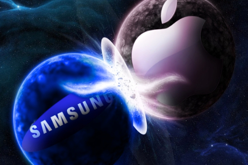 apple vs samsung.