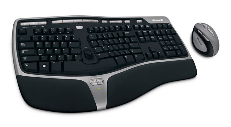 Microsoft Natural Keyboard Series