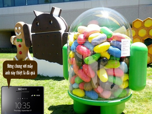 android-jelly-bean-statue.