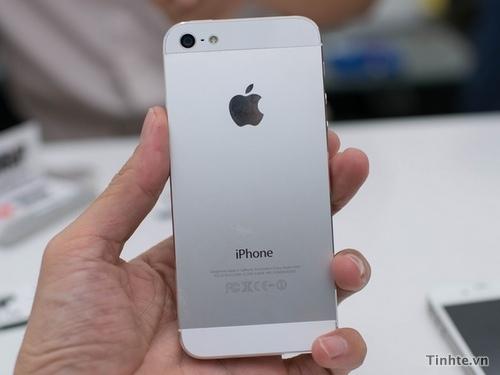 Samsung bổ sung iPhone 5 vào danh sách vi phạm bản quyền của hãng
