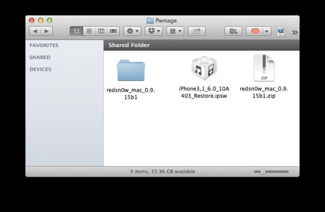 1- Folder Pwnage.
