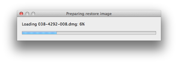 D13- Prepare Restore Image.