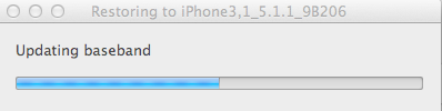 4f- Updating baseband.