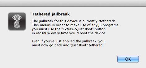 13- Tethered Jailbreak.