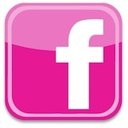 Facebook Pink.