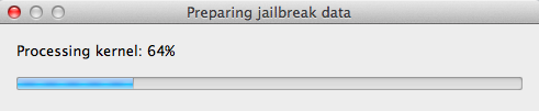 Processing kernel.