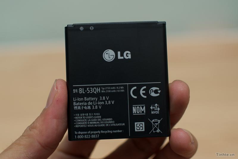 pin LG Optimus L9