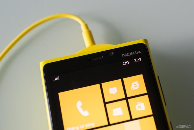 Đế sạc nằm không dây cho Nokia Lumia (DT-900) | DCmobile.vn