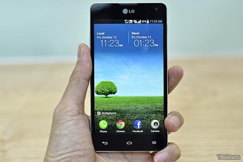 Rò rỉ cấu hình phần cứng của LG Optimus G2: CPU lõi tứ, màn hình Full HD, Android 5.0?