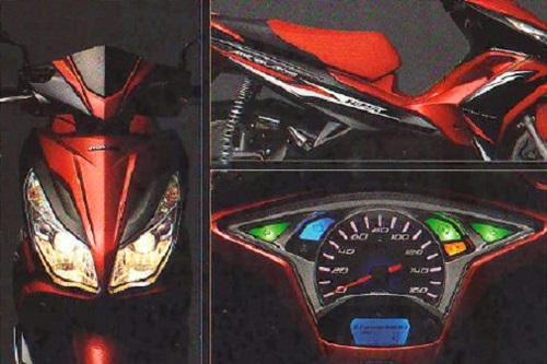 Xuất hiện hình ảnh đầu tiên của Honda Air Blade 125 | Tinhte.