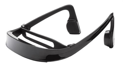 Tai nghe stereo Bluetooth dùng công nghệ truyền âm thanh qua xương sọ 855100