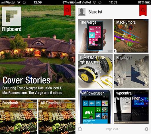Tổng hợp những ứng dụng hay cho iPhone