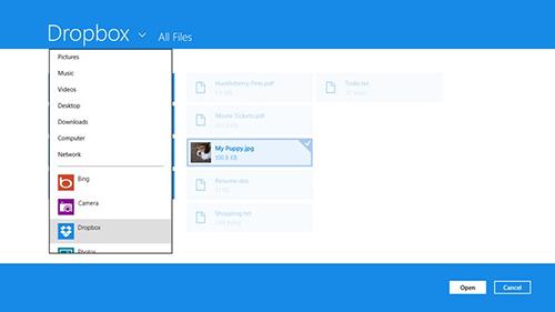 Các ứng dụng được viết lại cho Windows 8 đã có trên Windows Store 879444