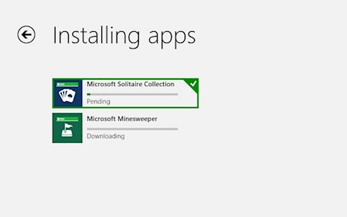 Khắc phục tình trạng ứng dụng bị treo Pending trong Windows Store 904573