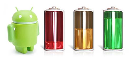 Thủ thuật hay tiết kiệm Pin cho android