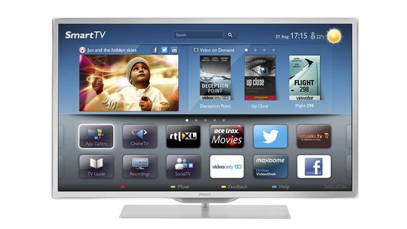 Philips Smart TV-580-100
