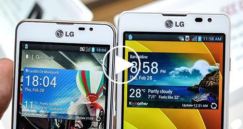 LG Optimus F5 & F7-13.