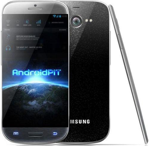 Samsung Galaxy S IV i9400 sẽ có 2 tính năng mới là Smart pause và Smart scroll | DCmobile.vn