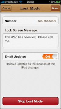 3-iPad lost