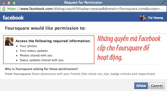 bạn đăng nhập website bằng nick Facebook, Google, Twitter
