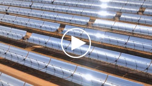Nhà máy quang điện tập trung lớn nhất thế giới khánh thành ở UAE