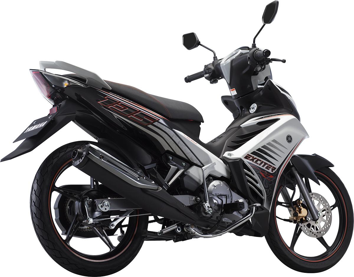 Yamaha Việt Nam ra mắt Exciter 2013, vẫn dùng động cơ 135cc, chưa ...