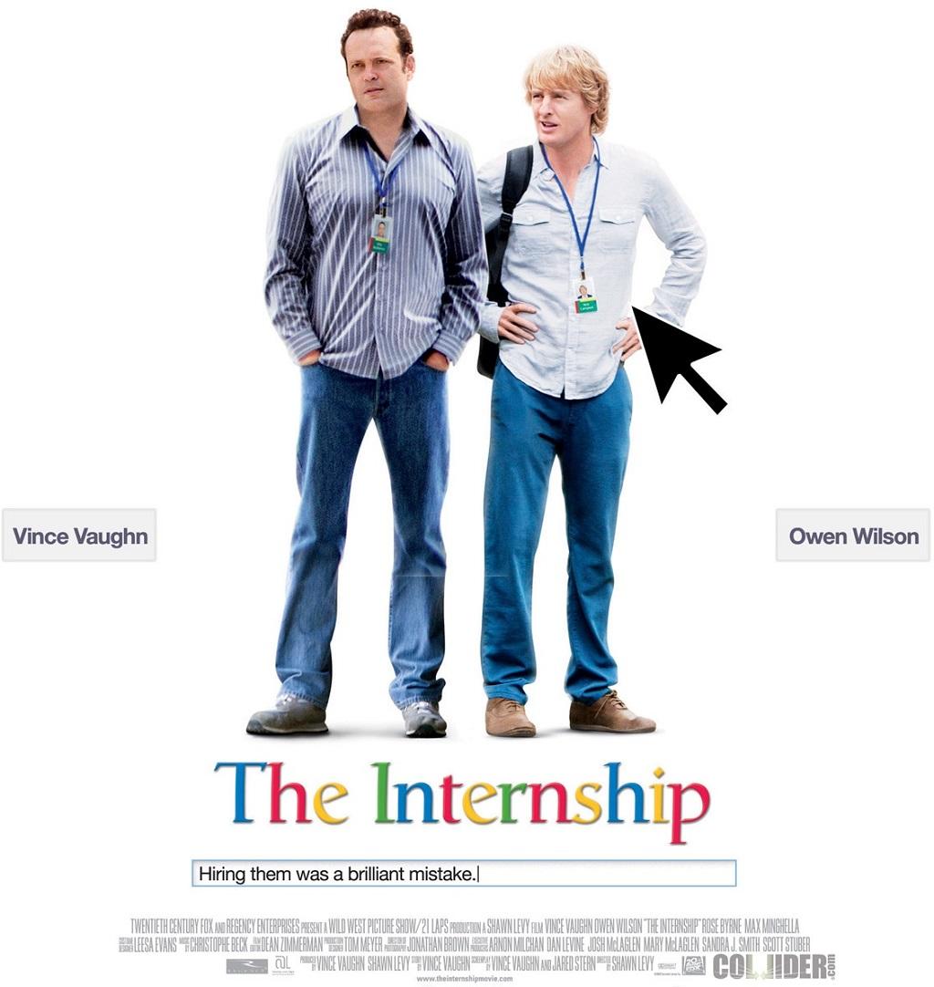 the intership.