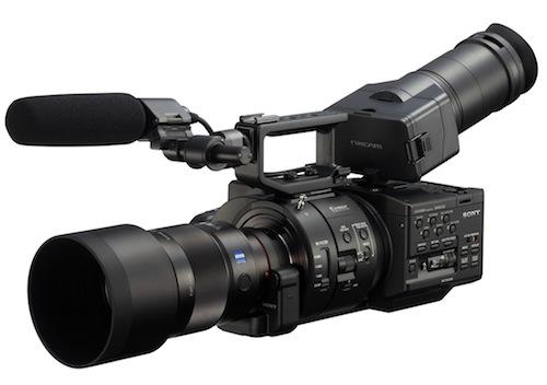 Sony-NEX-FS700-camcorder.