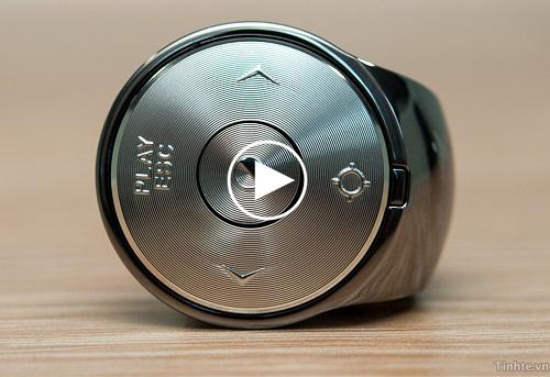 Trên tay remote thuyết trình Genius Ring Pointer hình nhẫn đeo tay Cover-jpg