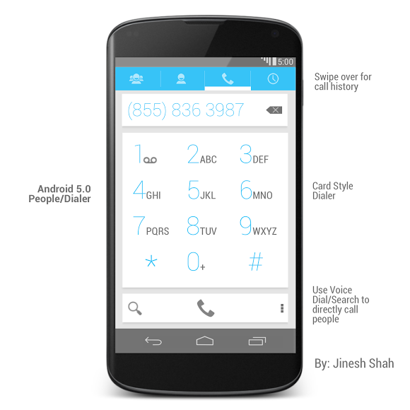 Android-50-Dialer