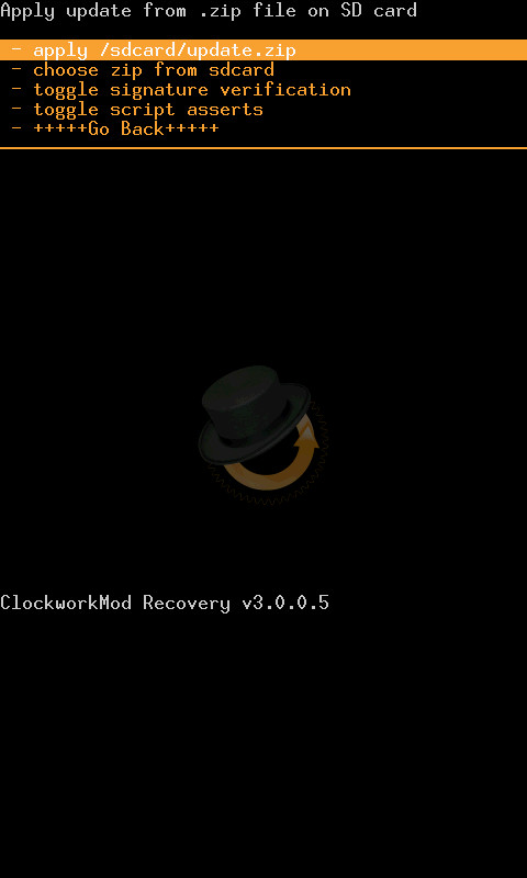 Tinhte-ClockworkMod-Recovery-3.