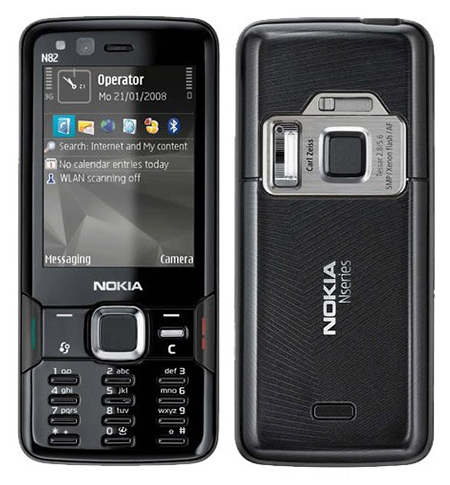 Nokia-N82