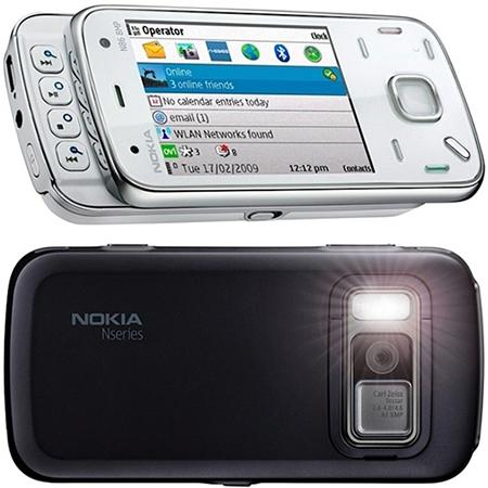Nokia-N86-8MP
