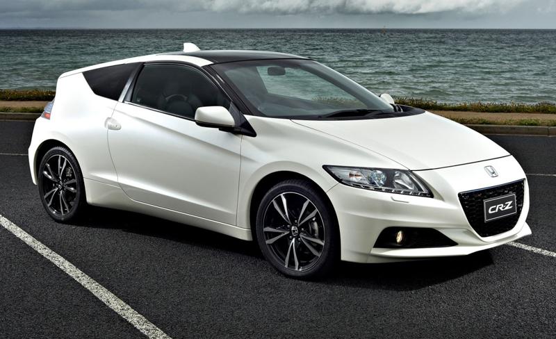 Honda-CR-Z-2013