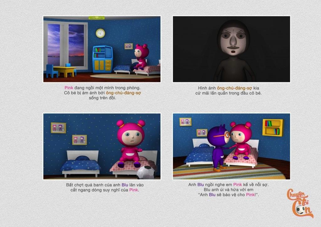 """Quy trình làm phim hoạt hình 3D qua bộ phim """"Chuyện trẻ con"""" Chuyen_tre_con_7-jpg"""