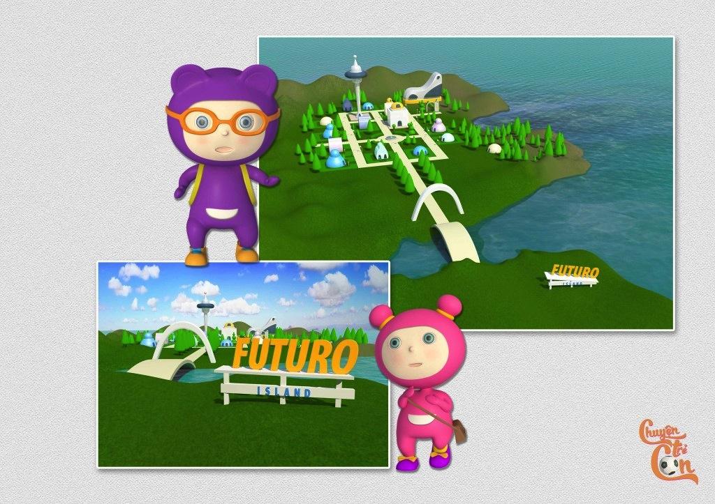 """Quy trình làm phim hoạt hình 3D qua bộ phim """"Chuyện trẻ con"""" Chuyen_tre_con_8-jpg"""