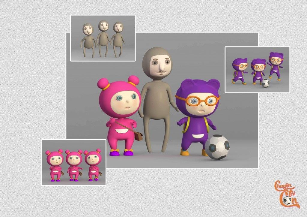"""Quy trình làm phim hoạt hình 3D qua bộ phim """"Chuyện trẻ con"""" Chuyen_tre_con_10-jpg"""