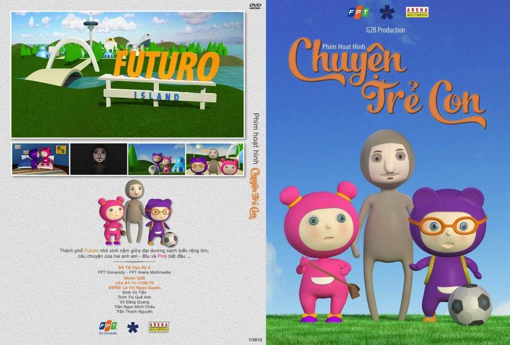 """Quy trình làm phim hoạt hình 3D qua bộ phim """"Chuyện trẻ con"""" Chuyen_tre_con_11-jpg"""