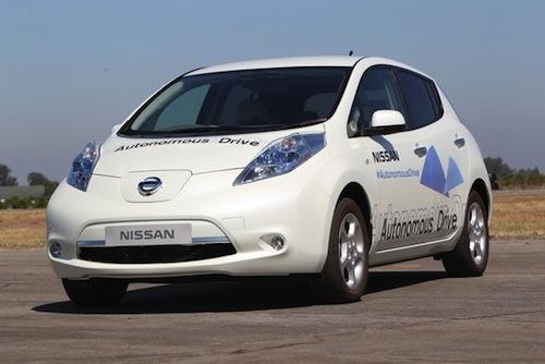 Nissan_SelfDriving_Car.