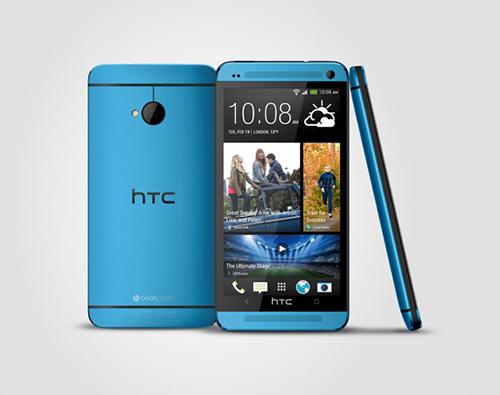 [IFA 2013] HTC ra mắt One và One Mini xanh cyan cùng loa BoomBass thế hệ mới