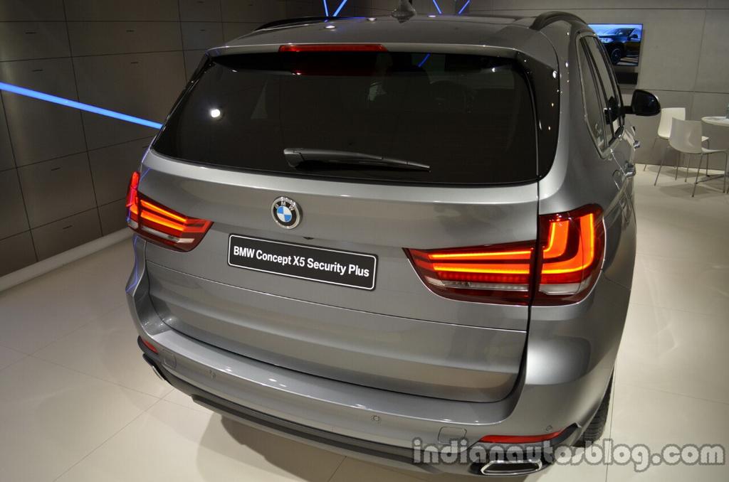 BMW X5 chống đạn