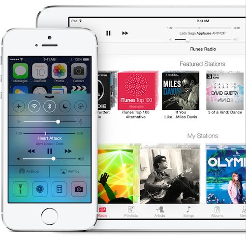 Những lưu ý trước khi nâng cấp lên iOS 7