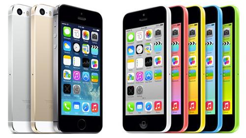 Apple bán được 9 triệu chiếc iPhone 5s và 5c trong ba ngày đầu tiên, cao kỉ lục từ trước đến nay