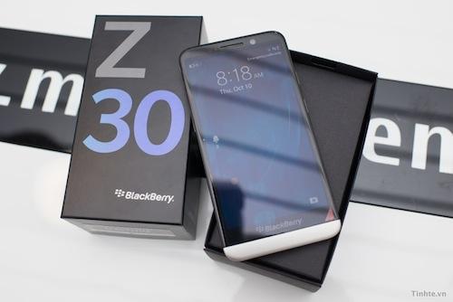 Công nghệ - BlackBerry 'vớt vát' lòng tin cuối cùng ở người dùng